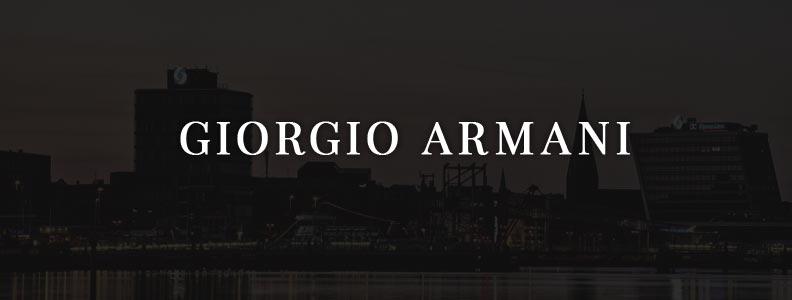 Giorgio Armani Montre, Parfums & Objets : Une élégance unique