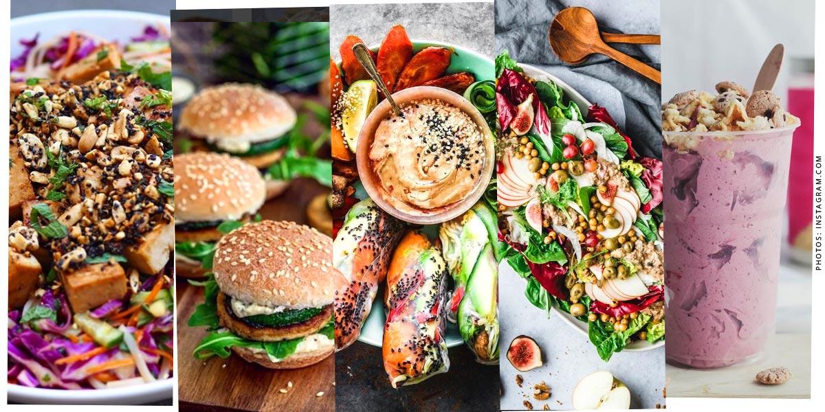 Cuisine végétalienne à Londres - délicieux!
