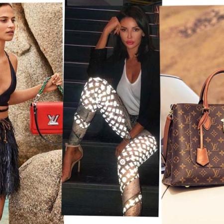Louis Vuitton - la marque de luxe française