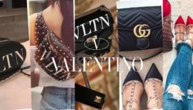 Valentino: Sac, chaussures et lampe & accessoires – Le label de luxe italien