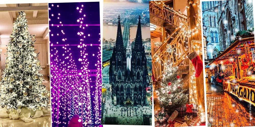 Événements de Noël dans et autour de Cologne 2018 - Le Top 8