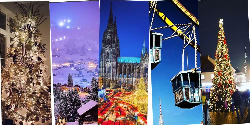Marchés de Noël 2018 - Top 10 à Cologne