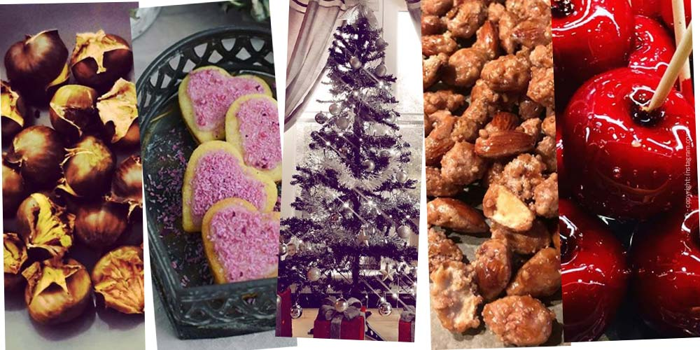 Tendances des Aliments de Noël