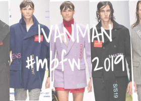 IVANMAN – Fashion Week Berlin 2019