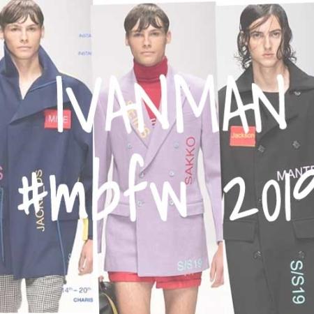IVANMAN - Fashion Week Berlin 2019