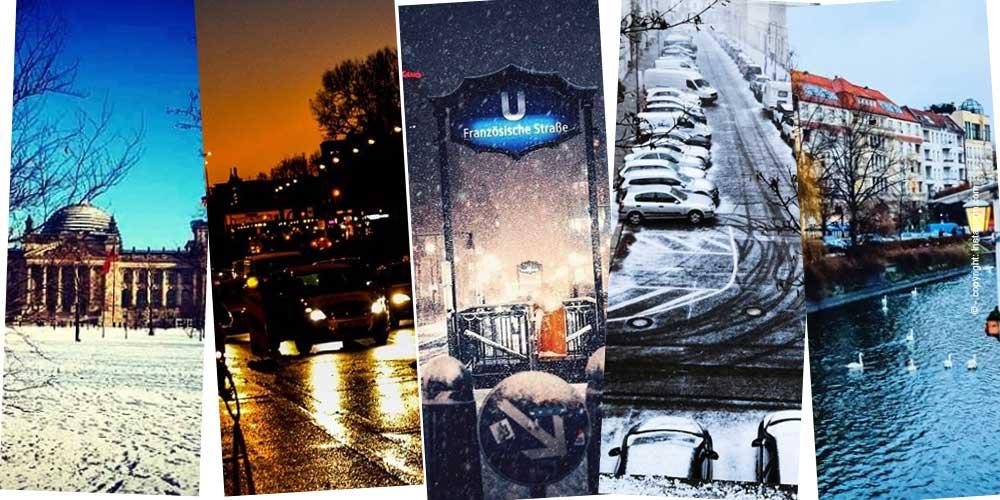 L'hiver à Berlin - Trucs et astuces pour les jeunes touristes