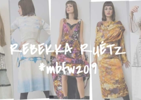 rebekka ruétz – FASHION WEEK BERLIN 2019