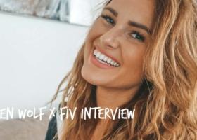 Maren Wolf x FIV Interview – A propos de l'amour, des jeunes talents et des nouveaux projets