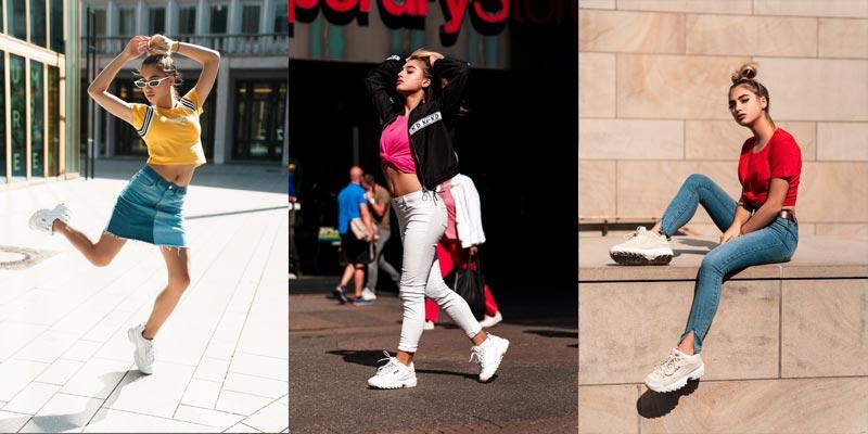 NA-KD & Influencer : séances photos et les meilleures tenues