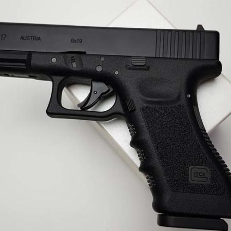 Acheter Glock 17 Blowback CO2 pistolet CO2 - Revue et test de tir