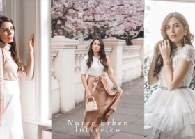 Influenceur mode, style de vie et beauté : Nurce Erben – Interview Exclusive