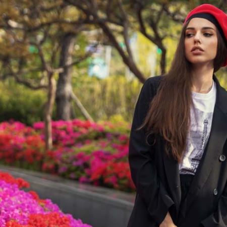 Influenceuse Russe : Emira Bugerra - beauté, lifestyle & mode
