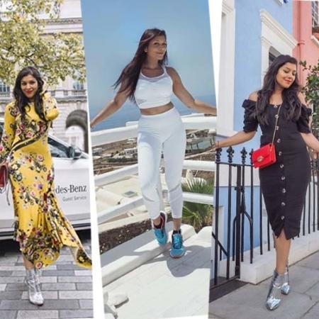 Bonnie Rakhit : Fashion & Travel de Londres - Top 25 Influencers au UK