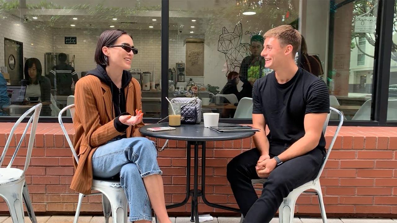 Interview exclusive de Brittany Xavier de Los Angeles sur la mode, le lifestyle et la beauté