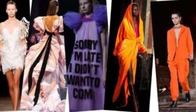 Paris Fashion Week Haute Couture Automne/Hiver 2019 : Vue d'ensemble