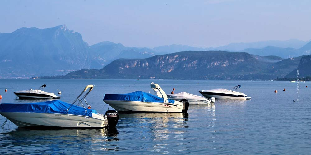 Le plus grand lac d'Italie : le lac de Garde - Camping & Vacances