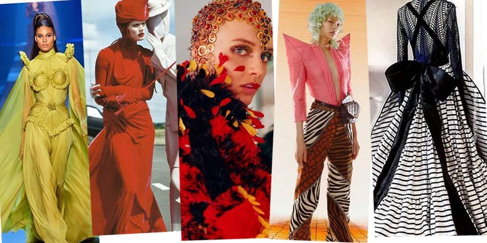 Portrait : Jean Paul Gaultier - créateur de parfums et de vêtements