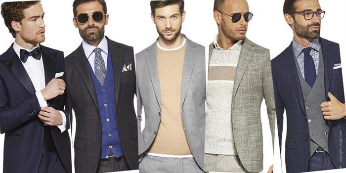 Tenues pour hommes : vêtements pour hommes - tendances et conseils