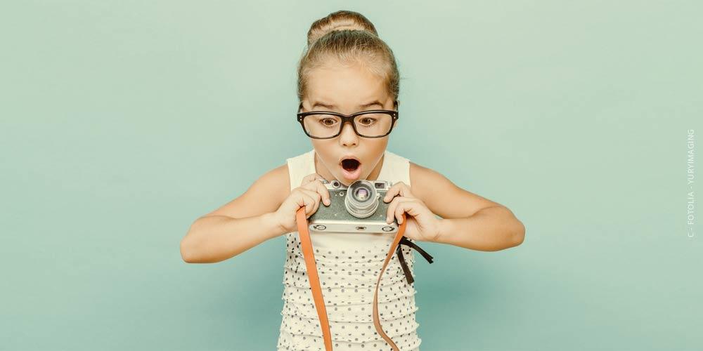 Conseils pour de belles photos avec des enfants - exposition, fond et autres.