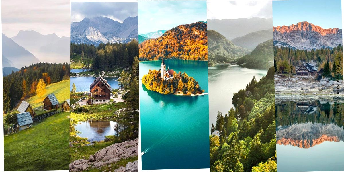 Slovénie - un voyage onirique dans la nature