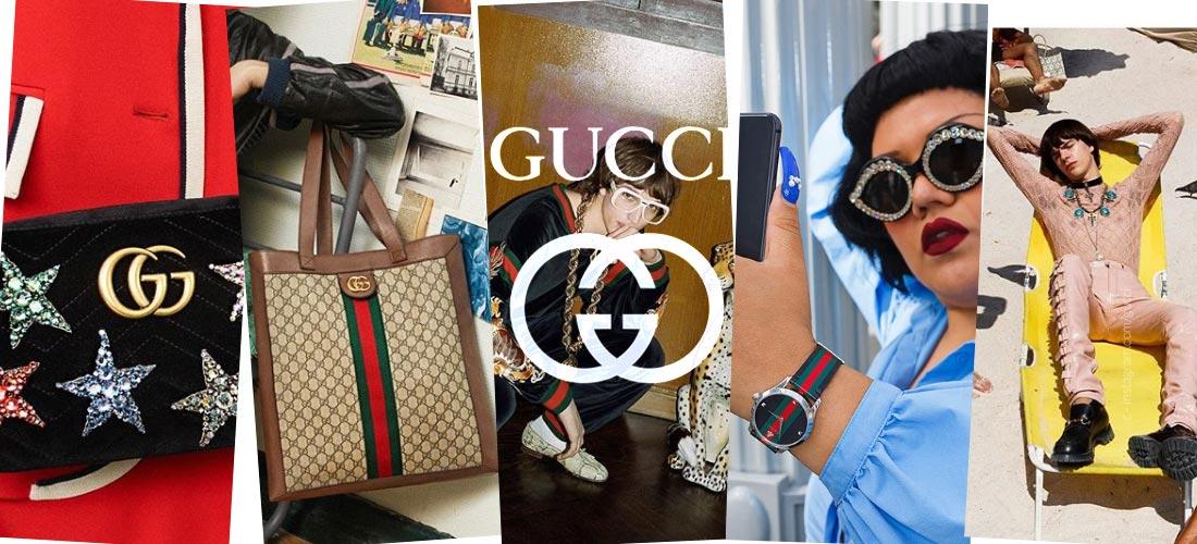 Gucci: Chaussures, ceintures & sacs - Accessoires de luxe pour hommes et femmes