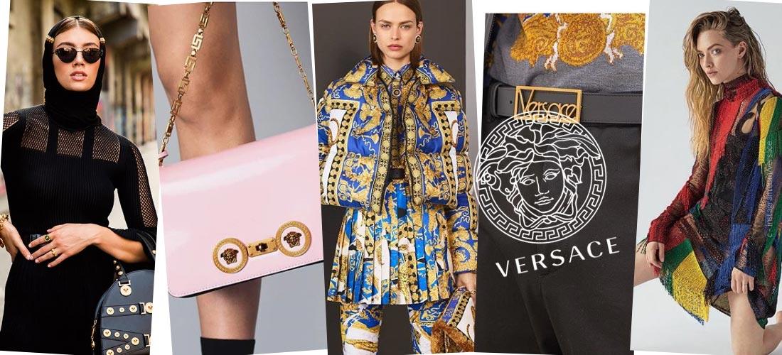 Versace : le label de luxe de Gianni et Donatella