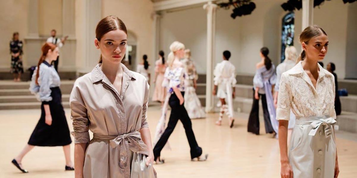 La mode de Corée : Yuna Yang à la Semaine de la mode de New York