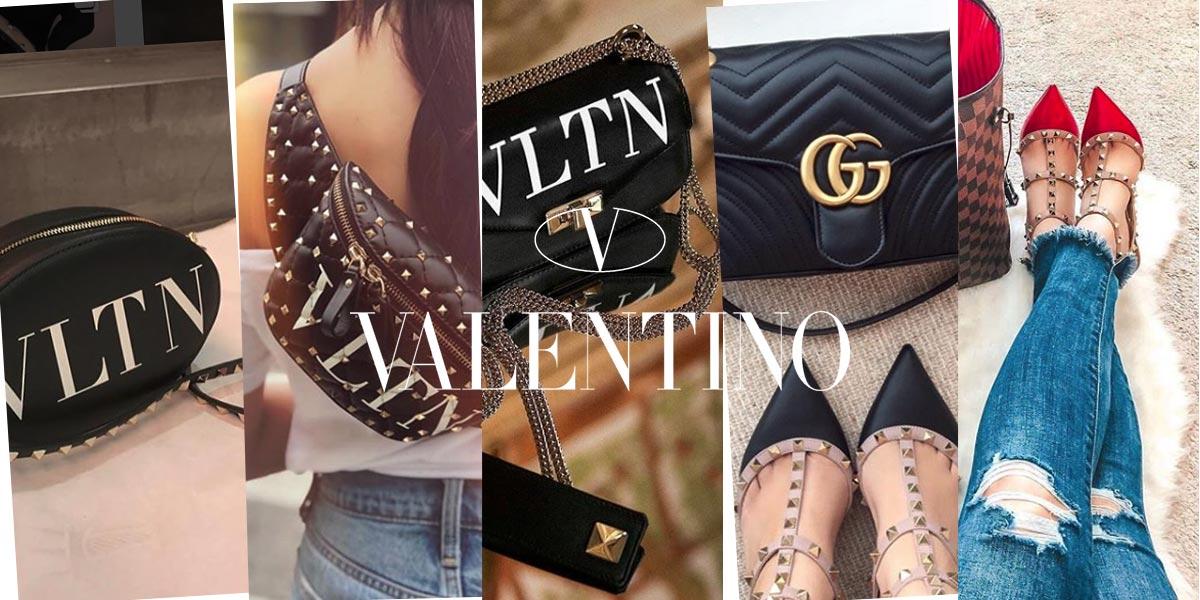 Valentino: Sac, chaussures et lampe & accessoires - Le label de luxe italien