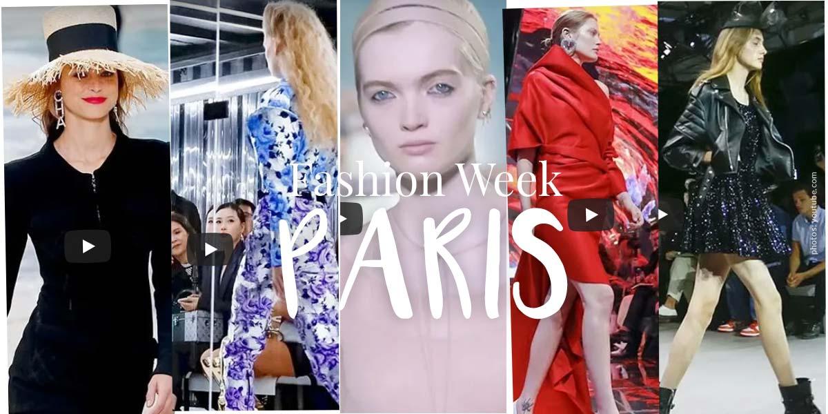 Fashion Week Paris : Chanel, Louis Vuitton et le dernier défilé de Karl Lagerfeld ?
