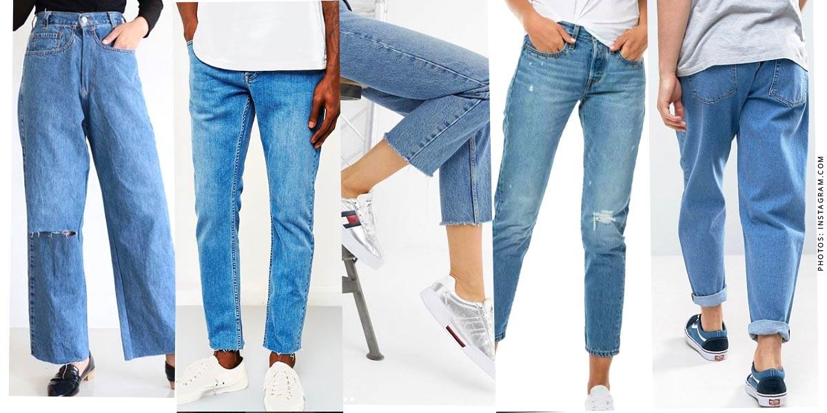 Jamais démodé - Jeans