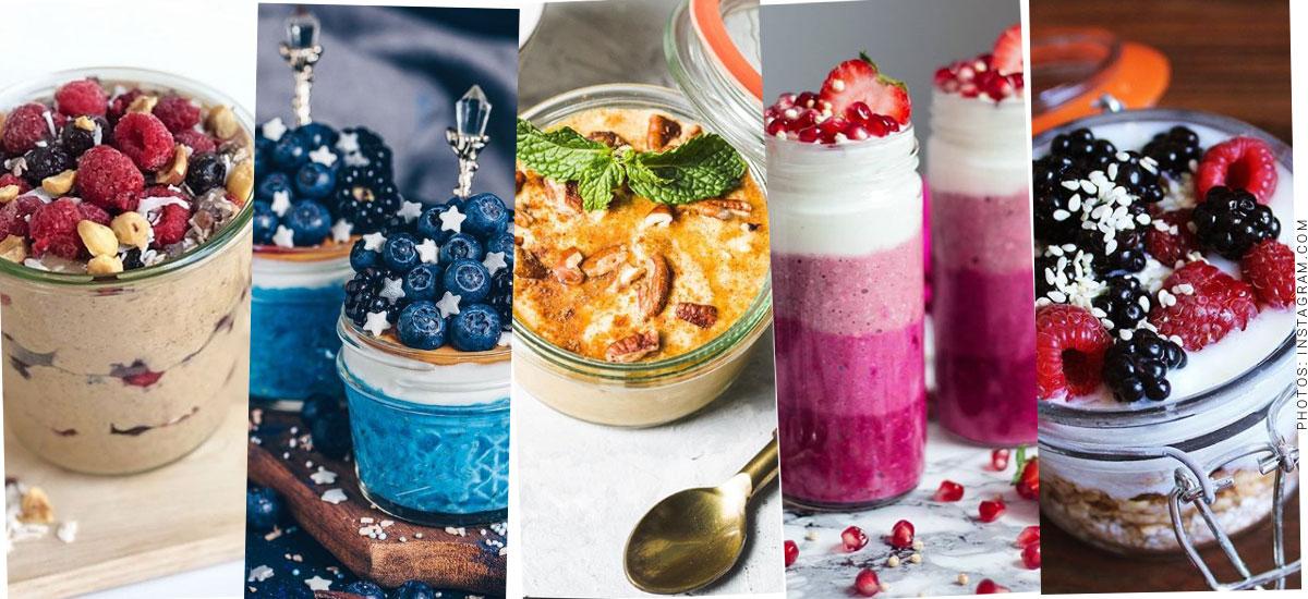 Overnight-Oats : Le conseil d'initié des Blogueurs de Fitness