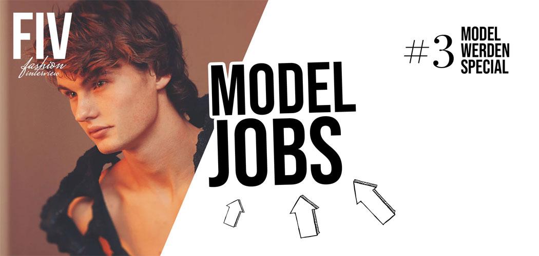 Les bons emplois modèles - Devenez mannequin Spécial #3