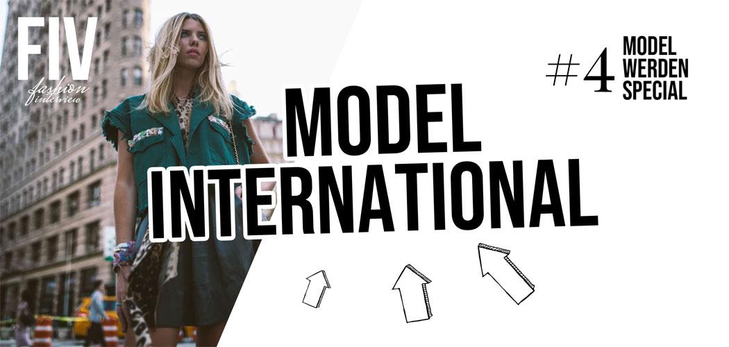Modélisation internationale : New York, Londres, Paris - Devenez un modèle spécial #4