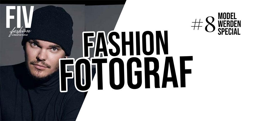 Interview du photographe de mode Oliver Rudolph - Devenir mannequin spécial #8