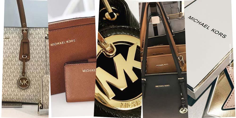 Marque de luxe : sacs, parfums et montres Michael Kors
