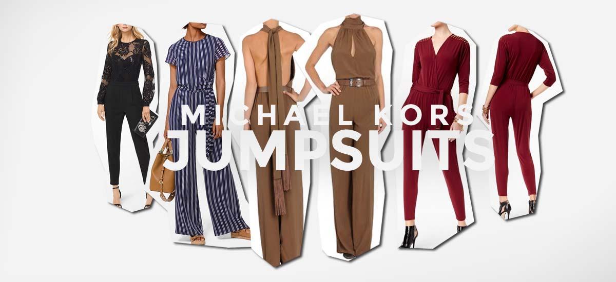 Vêtements de luxe : Combinaisons Michael Kors