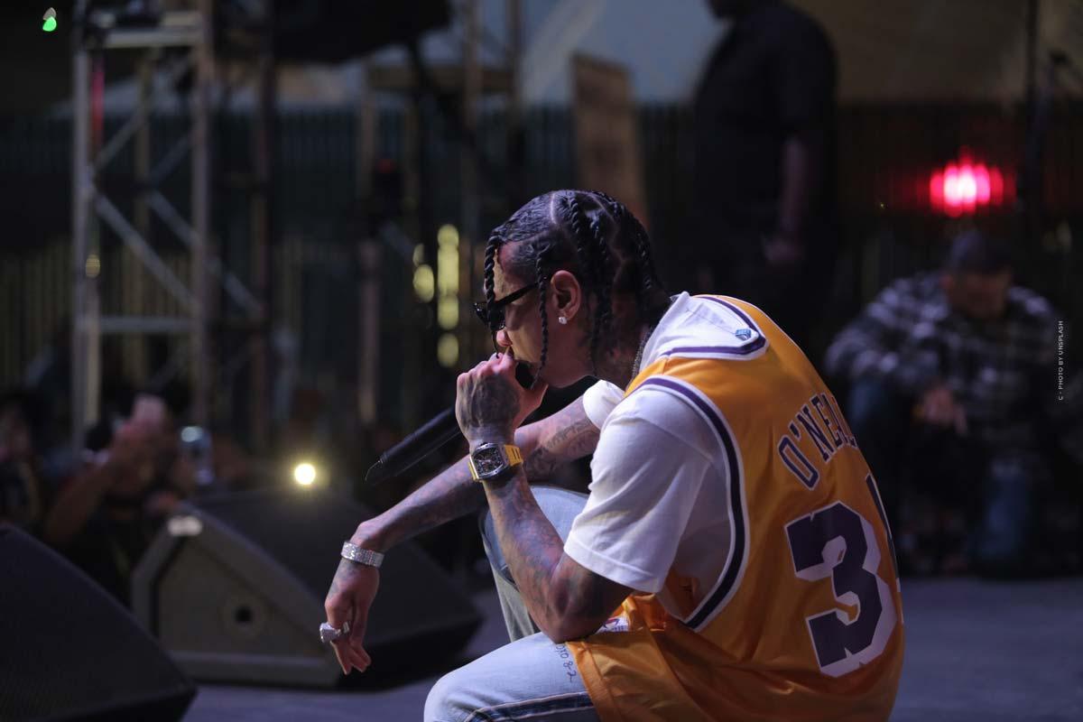 Tyga - rappeur américain avec un succès international