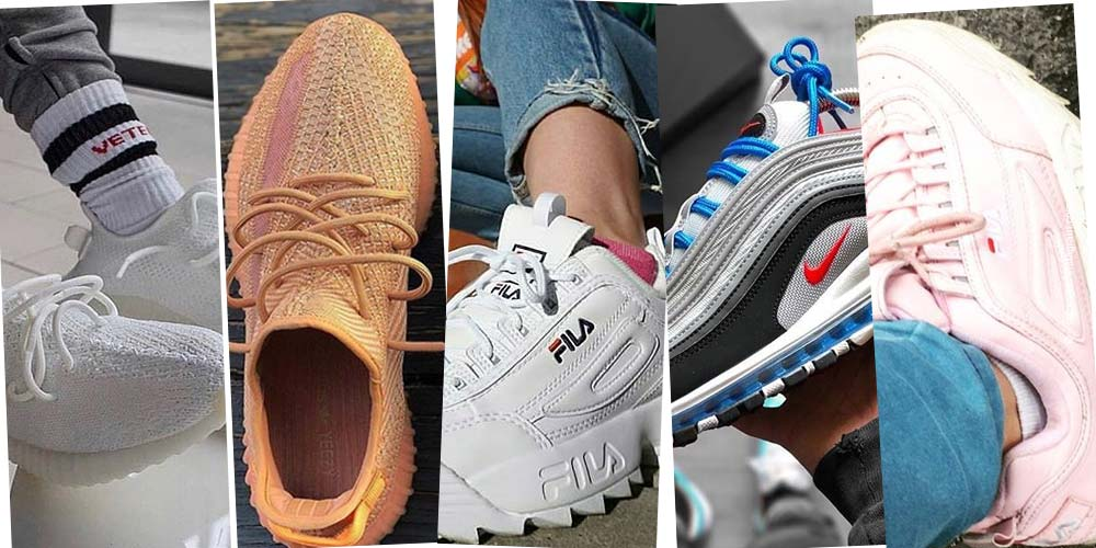 Chaussures de tous les jours : Confortables et à la mode - les meilleures chaussures de sport 2019