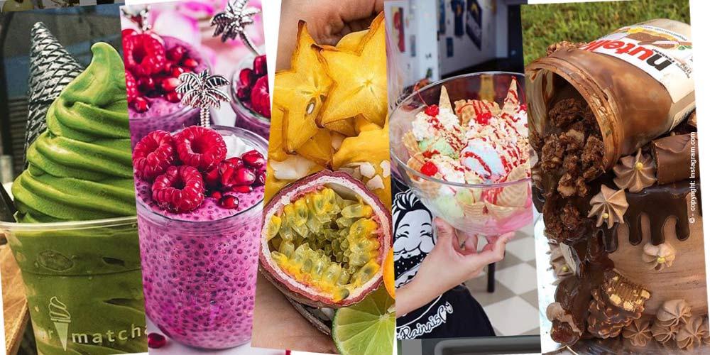 Les défis alimentaires les plus fous - La nourriture virale