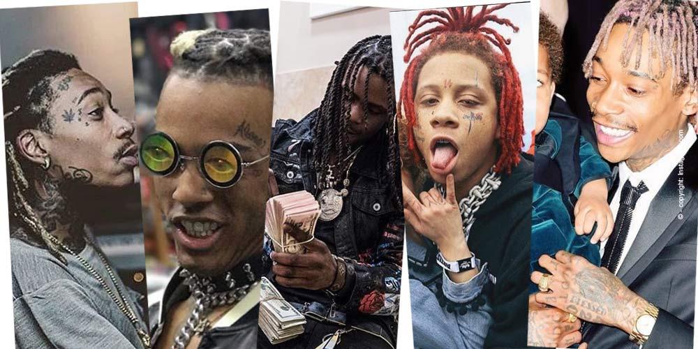 Khalid, Wiz Khalifa et Lil Wayne - vous devez connaître ces rappeurs