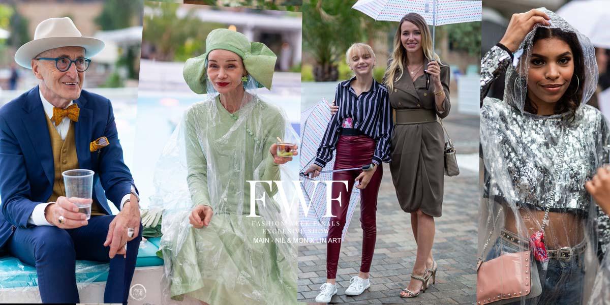 FWF - Fashion Week Finals Berlin Summer '19 : Invités et tenues