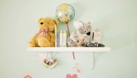 Je vais installer la chambre d'enfant : Conseils, idées, design et sécurité