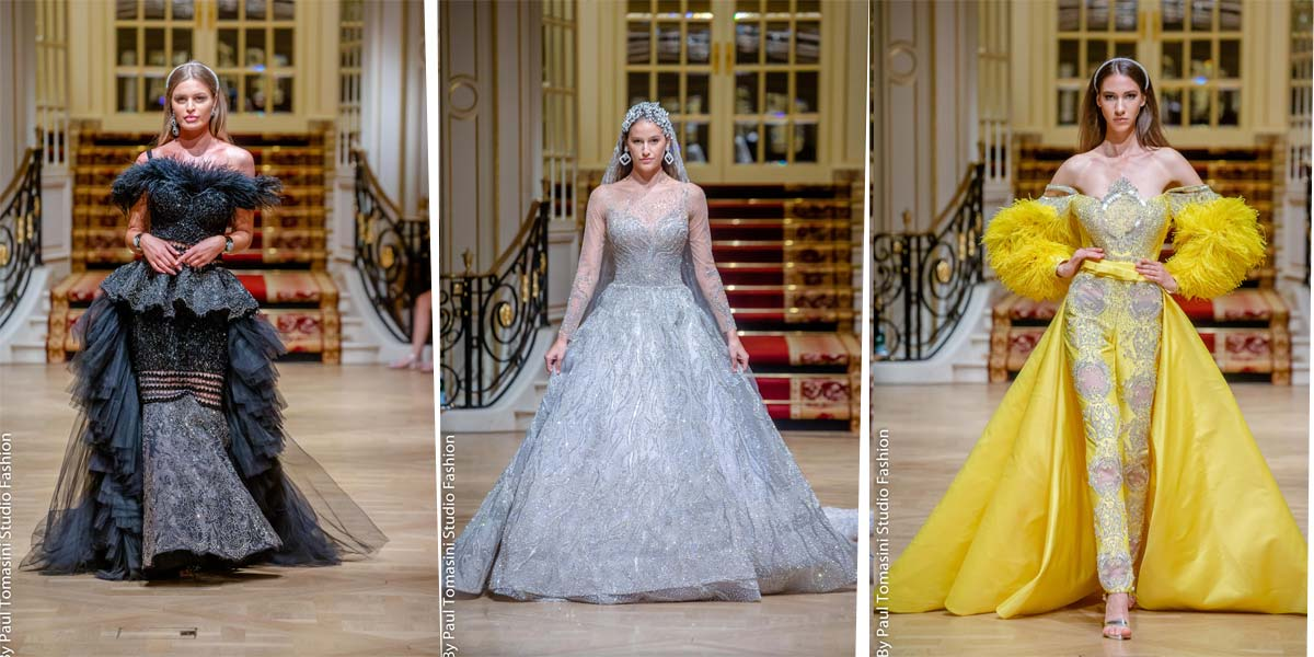 Oriental Fashion Show Paris Haute Couture 2019 Ritz Paris - Vue d'ensemble