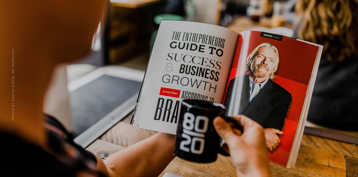 Gagnez de l'argent : Apprendre des meilleurs - Top 5 des entrepreneurs