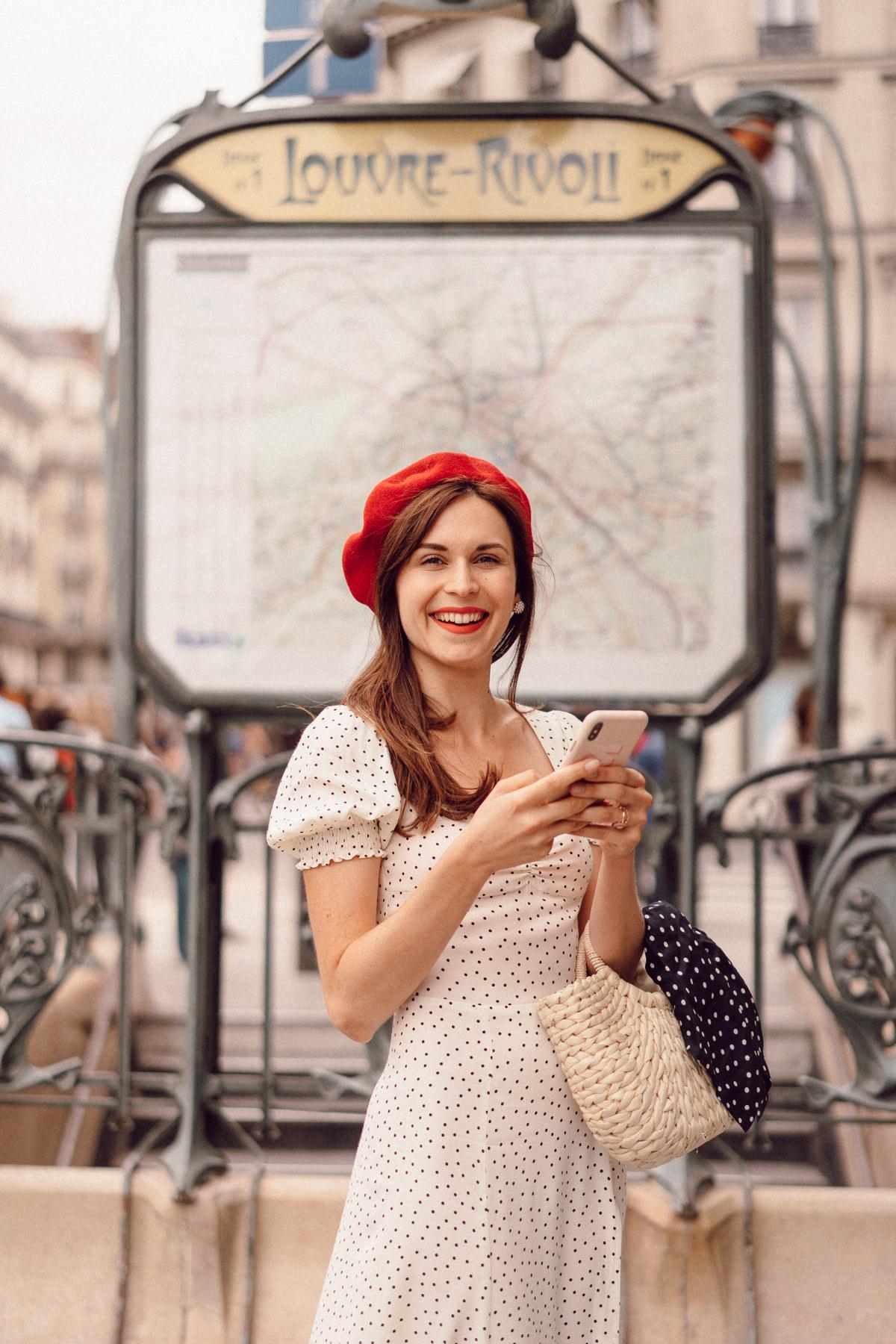 Interview exclusive d'automne avec l'élégante influenceuse parisienne Daphné Moreau - Mode, beauté et lifestyle