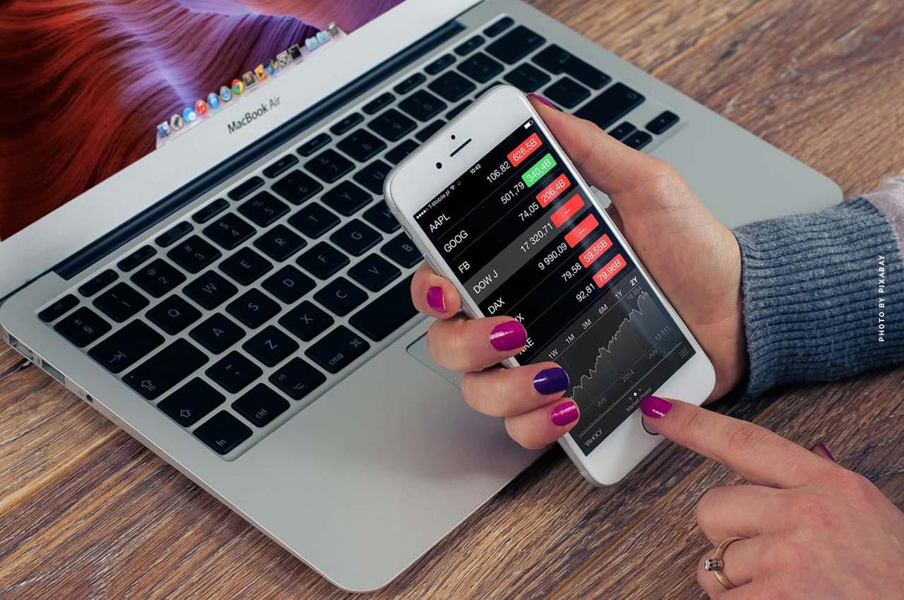 Investissement en actions : achat, vente, ETF et banque directe