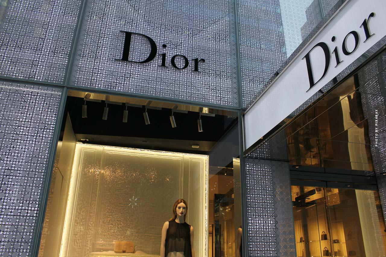 Christian Dior - des designs intemporels jusqu'aux parfums les plus exquis