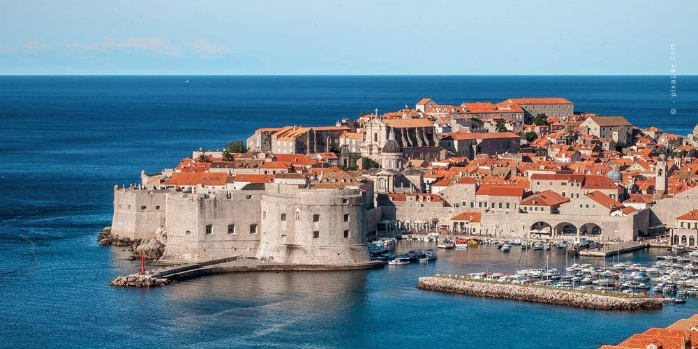 Croatie: Sites touristiques, maisons de vacances et camping - Conseils de voyage pour vos vacances