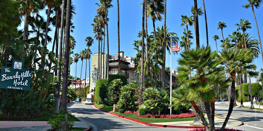Los Angeles: Les 34 premiers hôtels de Beverly Hills, Hollywood & Co.