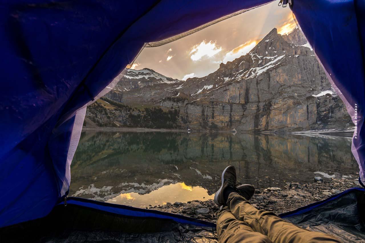 Vivre et dormir XXL : camper sous la tente, en caravane ou en camping-car